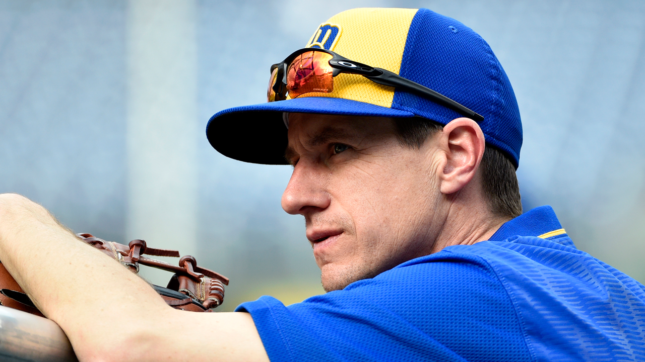 Counsell recalls experience of being drafted