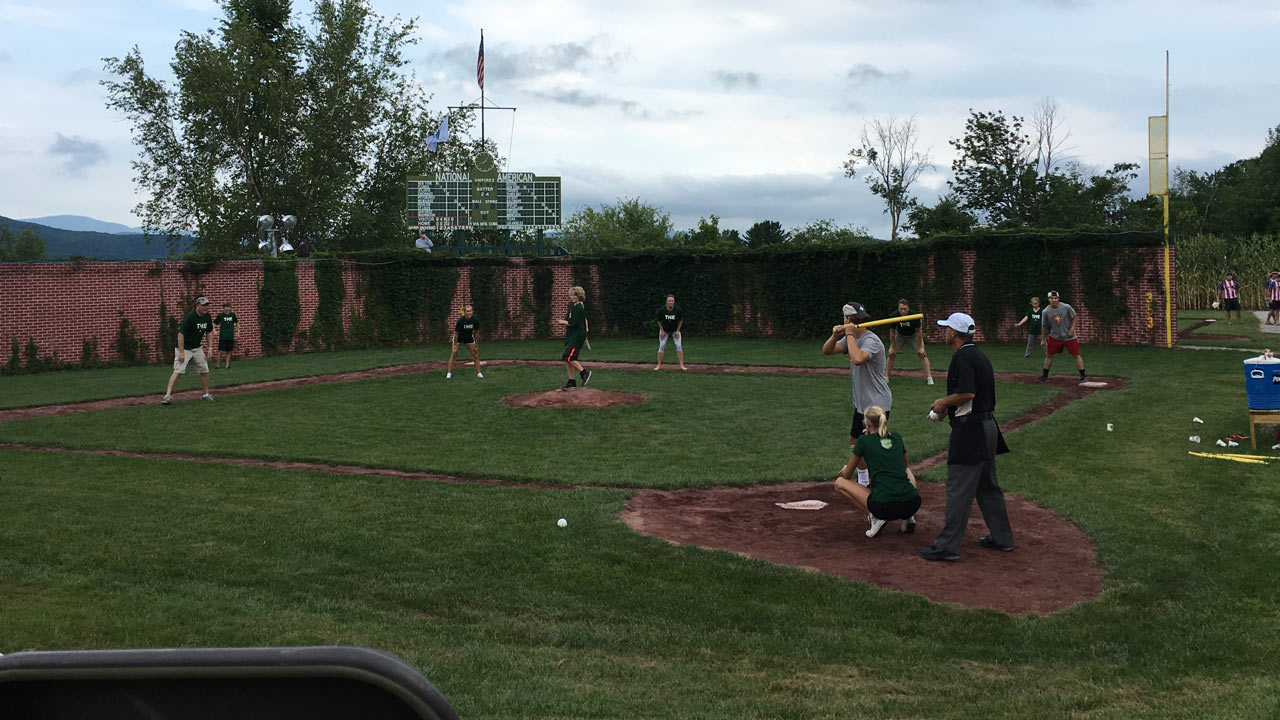 Wiffle tourney in Vermont draws fans for good cause