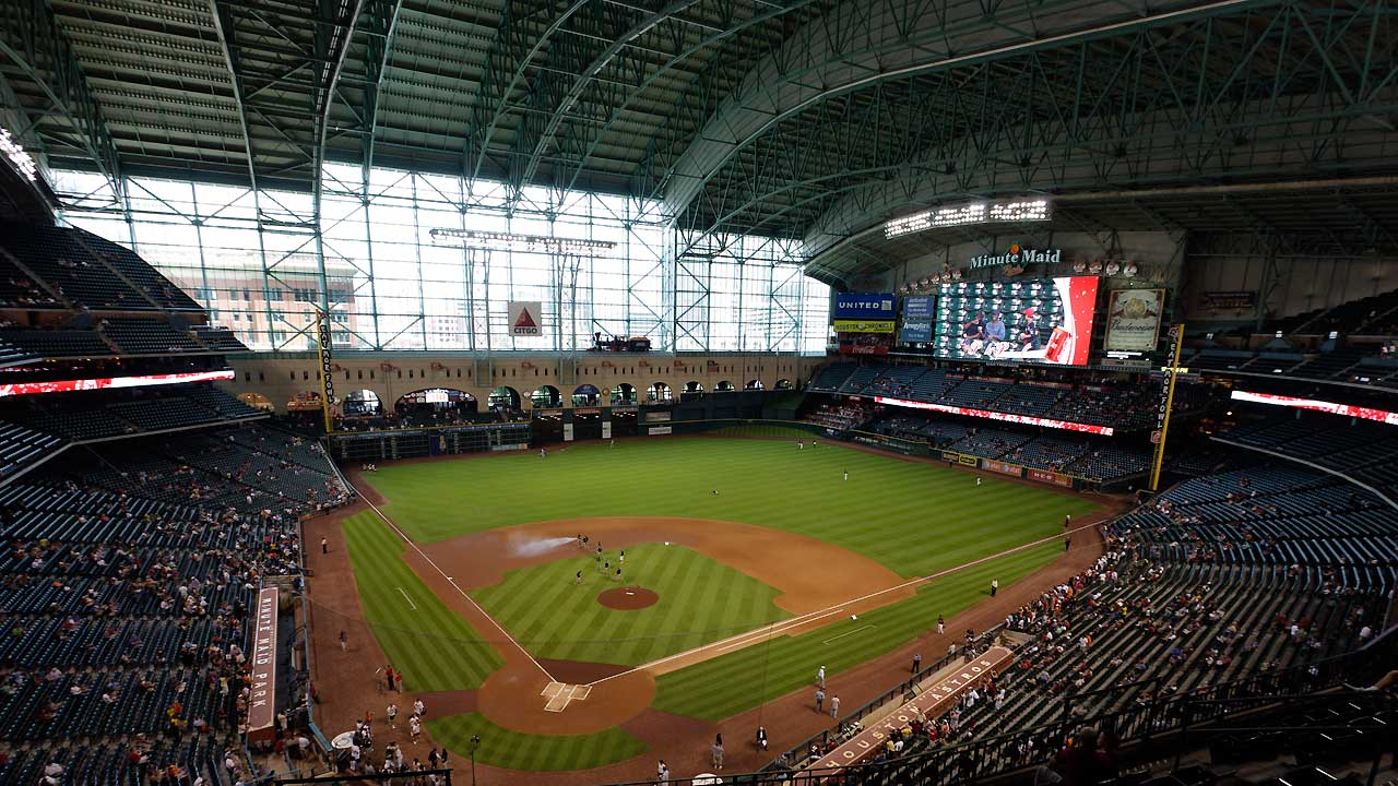 Renovations Coming To Minute Maid Park In 2015 Mlb Com