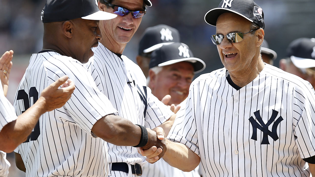 Roster of Yankees greats set for Old-Timers' Day