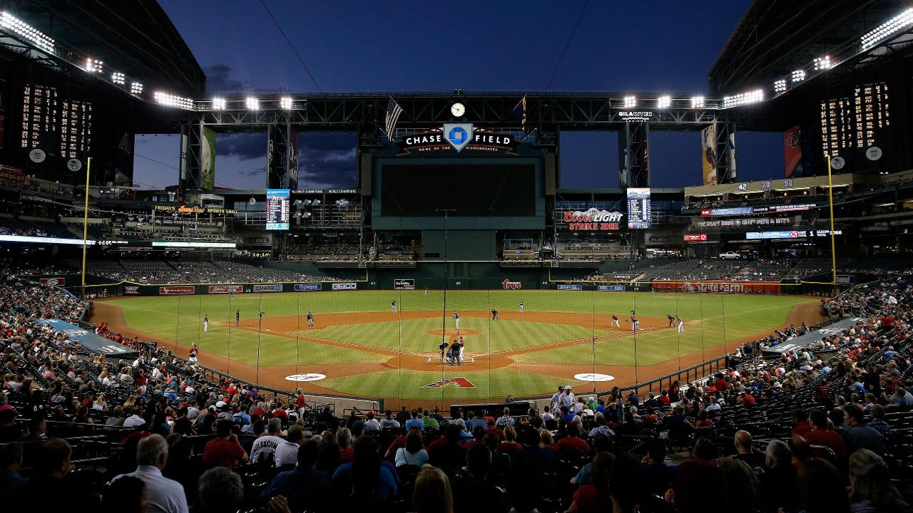 D-backs in contract dispute over Chase Field