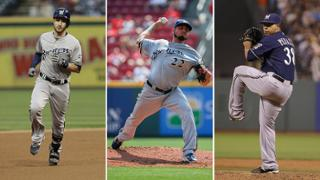 3 Brewers in need of a comeback