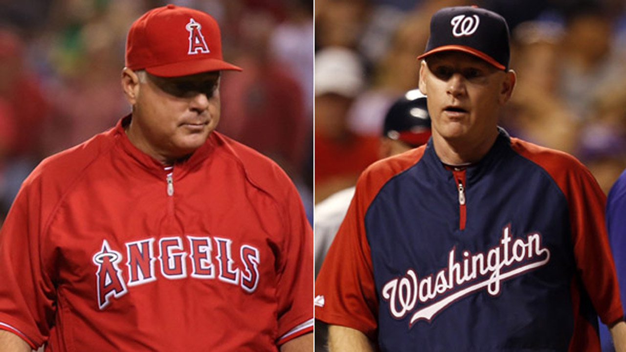Scioscia y Williams premiados por Sporting News