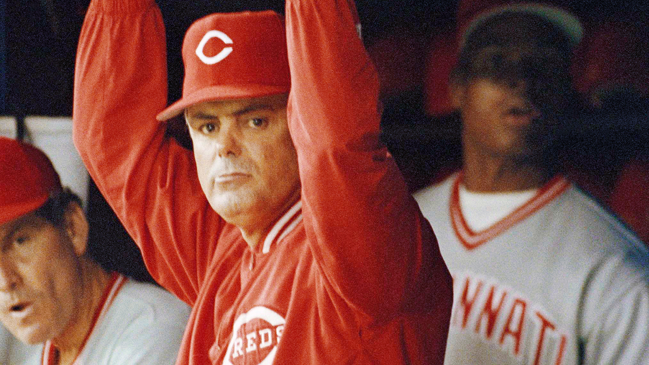Former Cubs manager Lou Piniella is back in baseball with the Reds