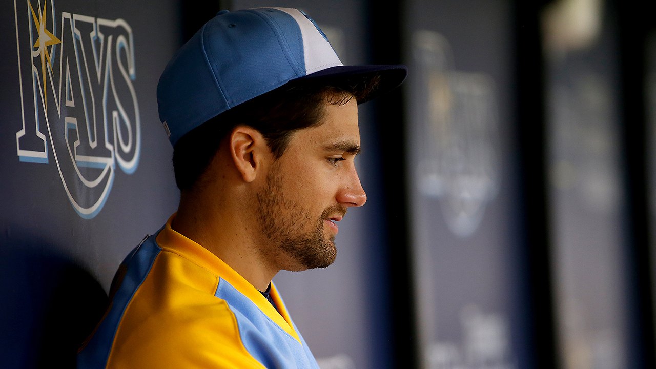 Cash envisions leadership role for Eovaldi