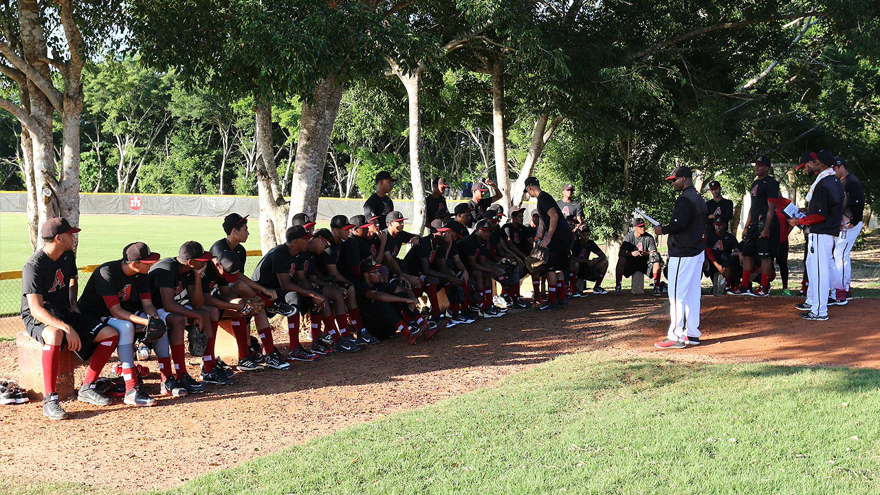 D-backs take pride in their Dominican academy