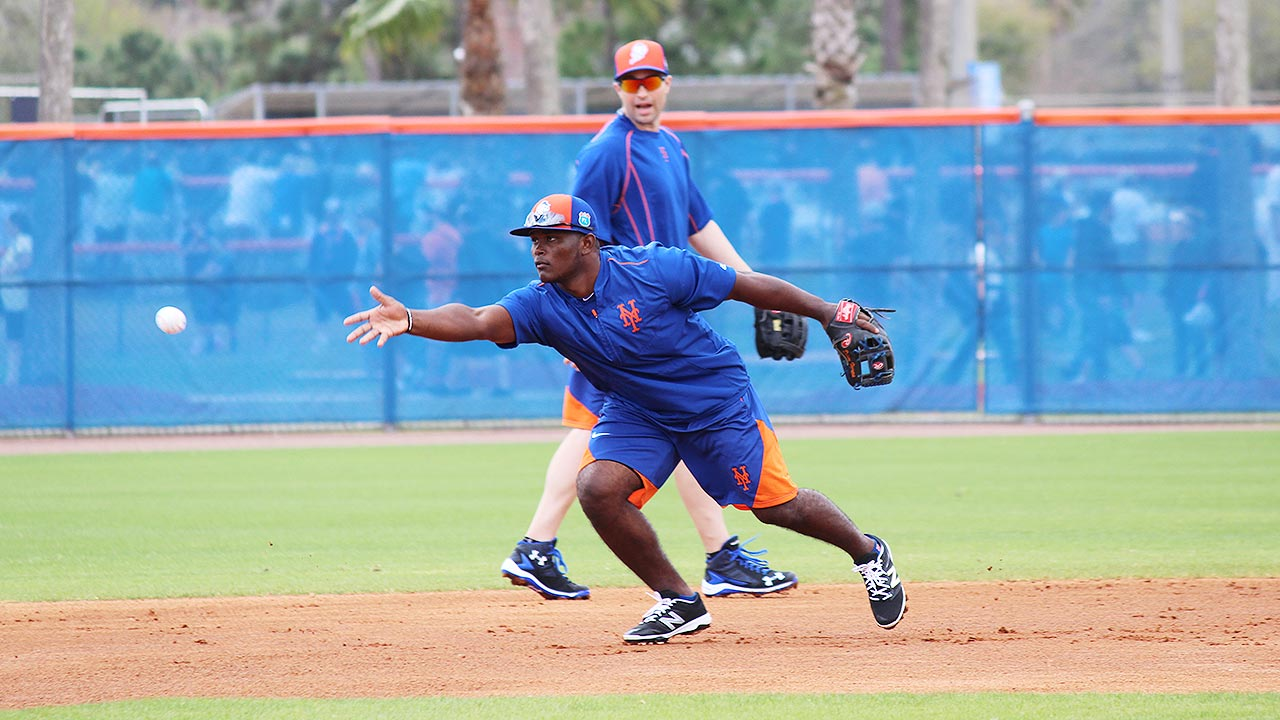Herrera leaving Mets camp for Team Colombia