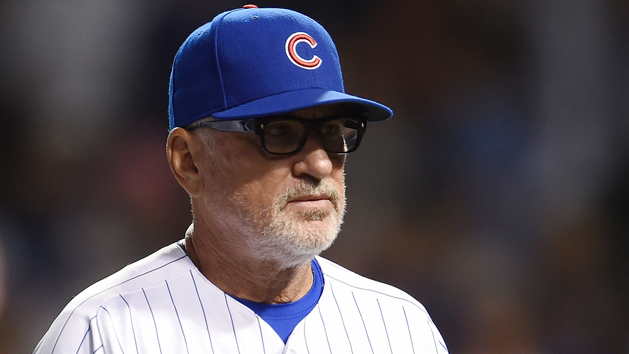 Cubs leaning toward 11 pitchers in postseason