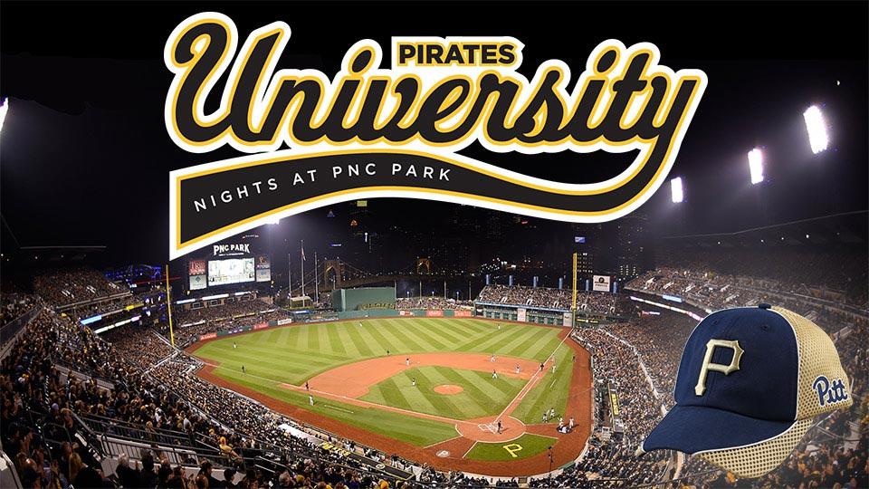 Pirates University Nights