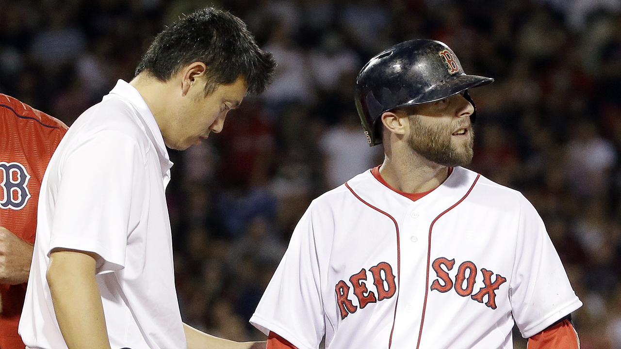 Dustin Pedroia inhabilitado y Joe Kelly bajado por Medias Rojas