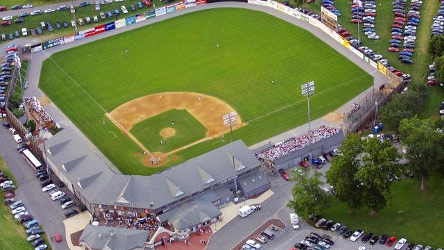 The Ballpark Is Home To New York Penn Leagues Williamsport Crosscutters A Phillies Affiliate And Second Oldest In Minor