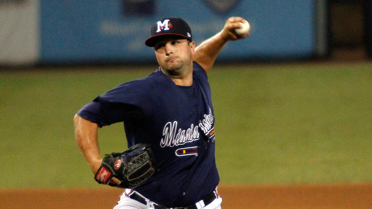 Cervenka resurrecting career with Braves
