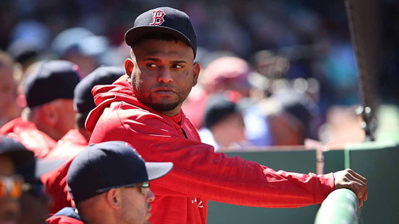 Red Sox 3B Pablo Sandoval Has Season-Ending Shoulder Surgery