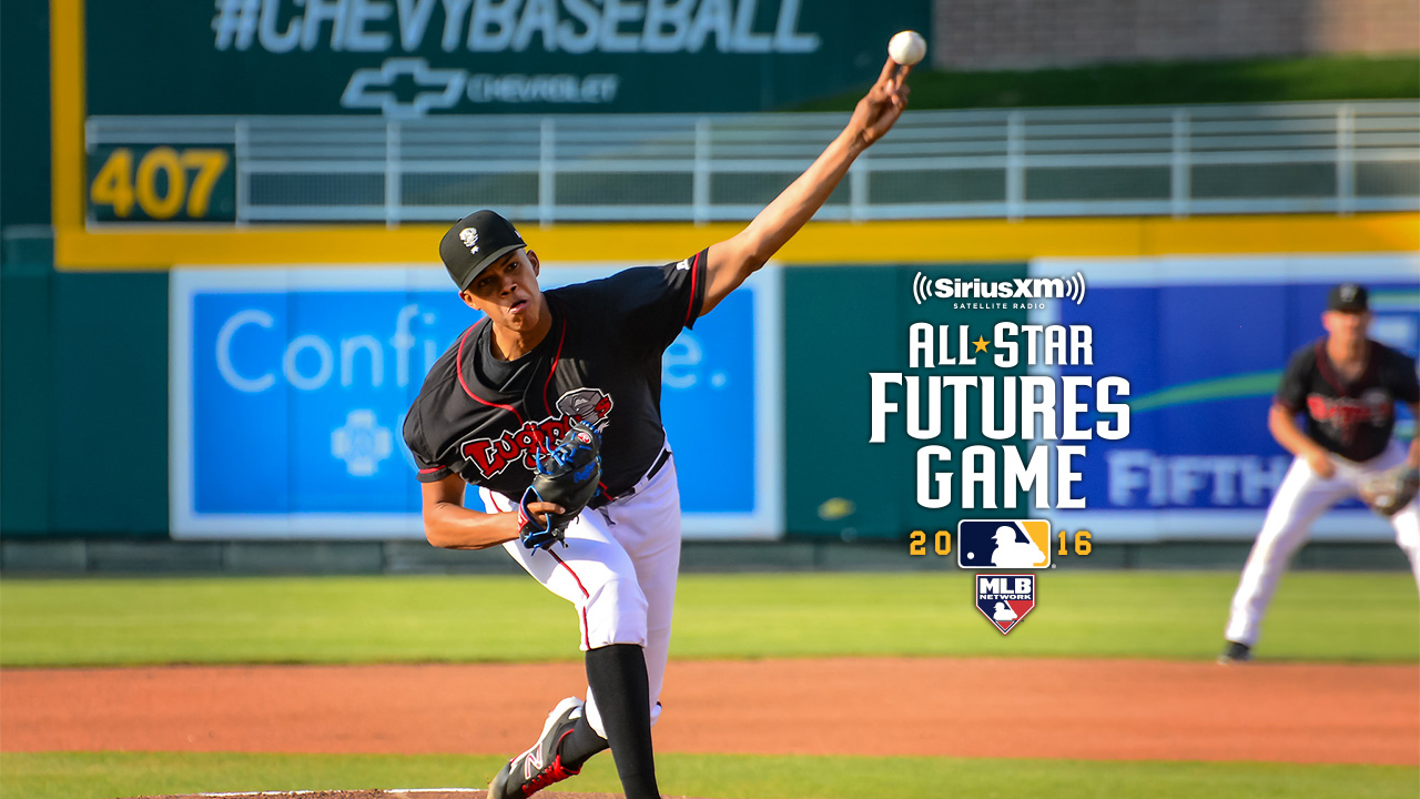 Perdomo added to Futures Game World Team