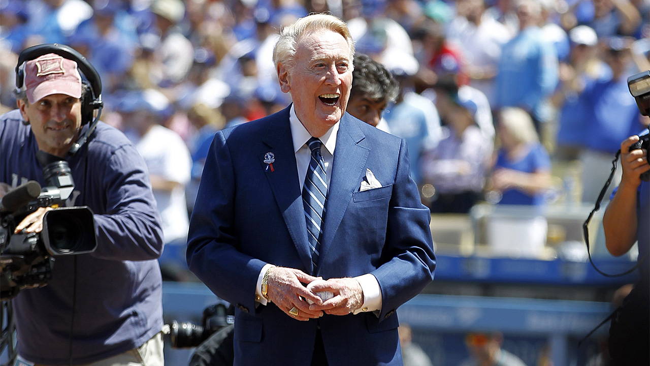 El inicio del final para el legendario Vin Scully