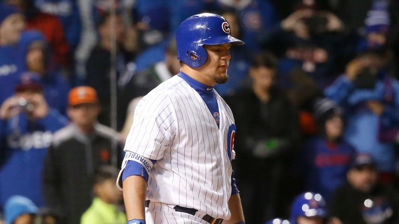 Cubs unconcerned by recent tough stretch