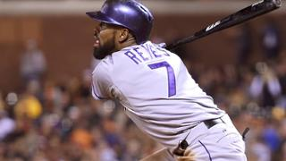Mets bring back Reyes; Minors for now