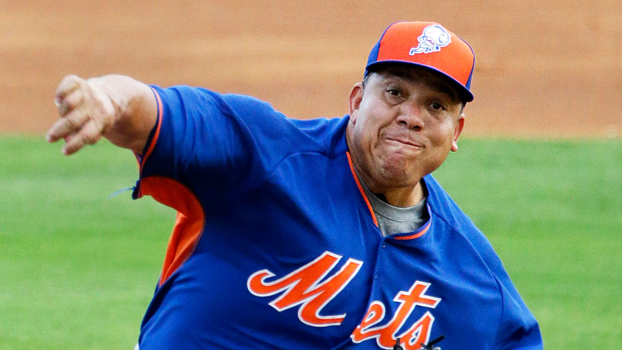 Colon shaky over two innings vs. Rays