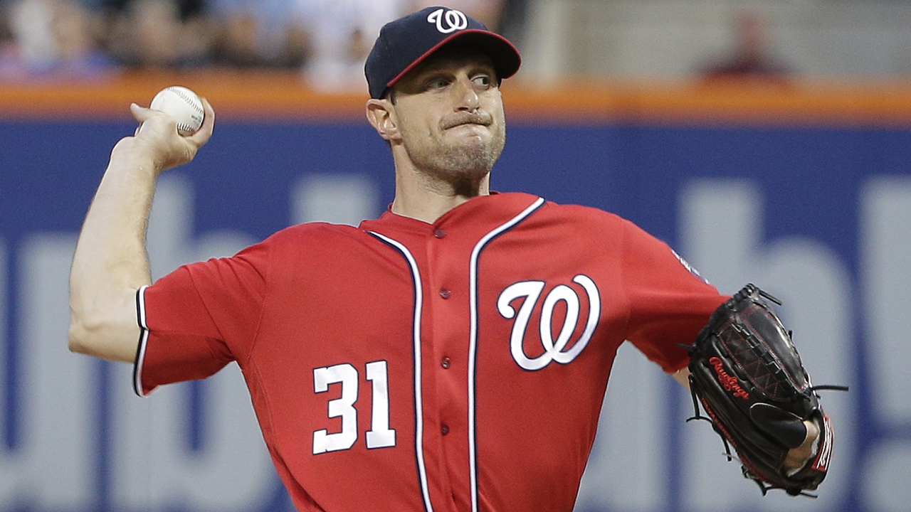 Finger injury to keep Max Scherzer out of WBC