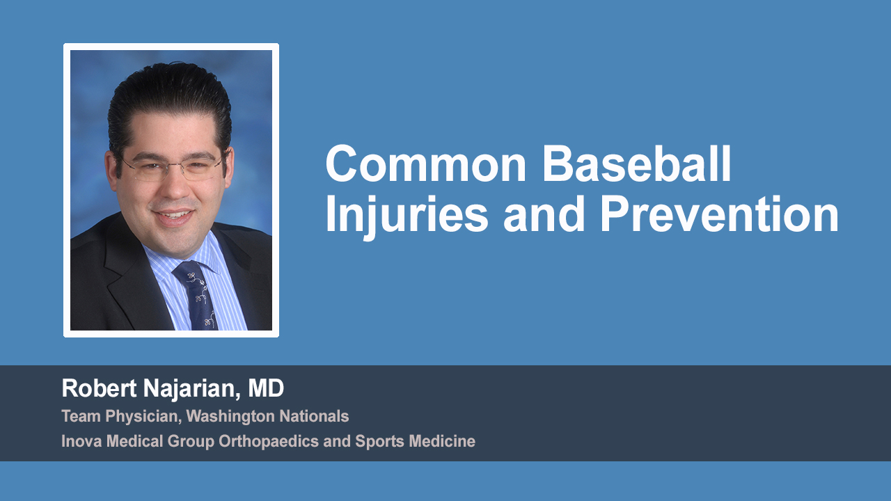 Preventing injuries: From pros to youth leagues