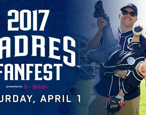 f6e110d75c8 2017 Padres FanFest