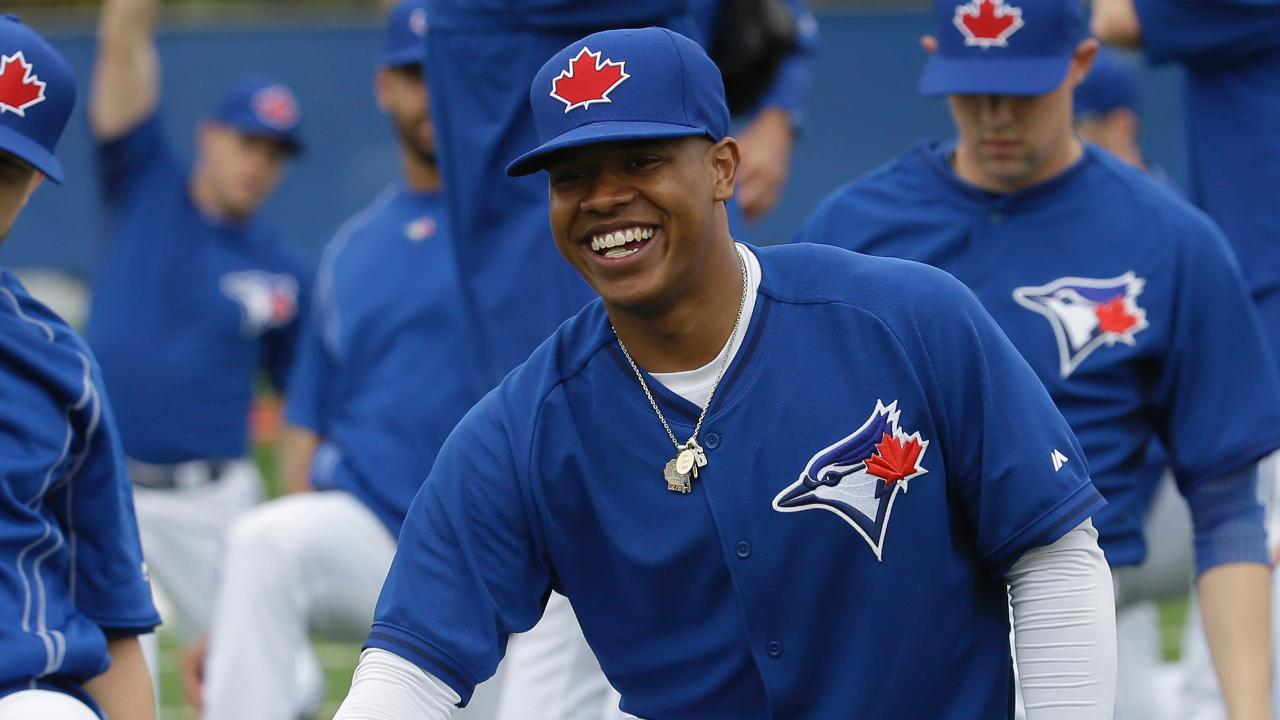 Lunch with Stroman up for auction to fight cancer