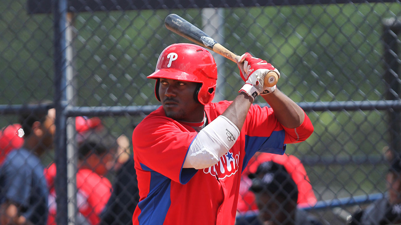 Phillies former top pick Greene not coming to camp
