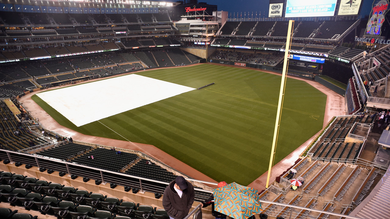 Angels game against Twins postponed