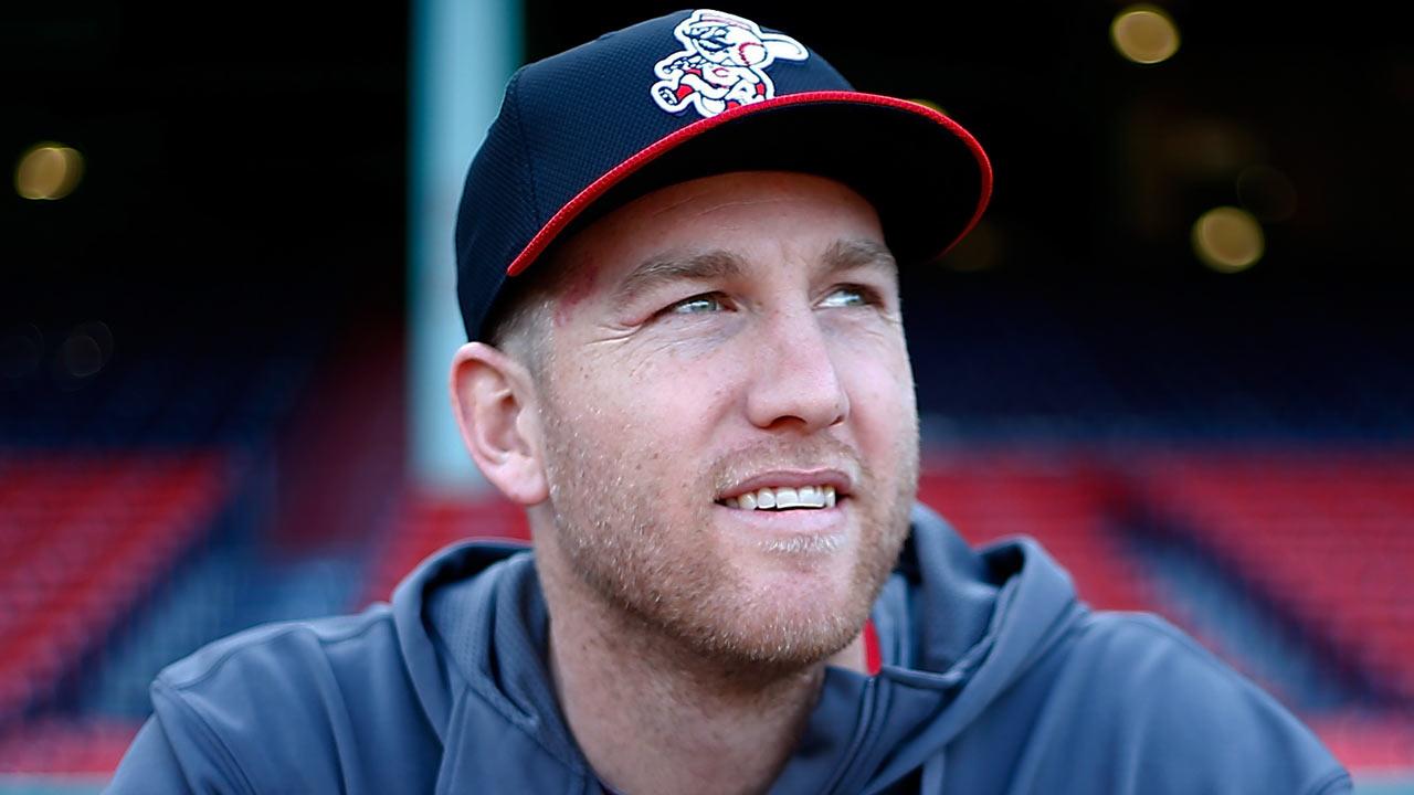 Third baseman <b>Todd Frazier</b> could be part of the Reds' long-term plans after <b>...</b> - 120614_Todd_Frazier_1280_8g6u08u3_a70ao07n