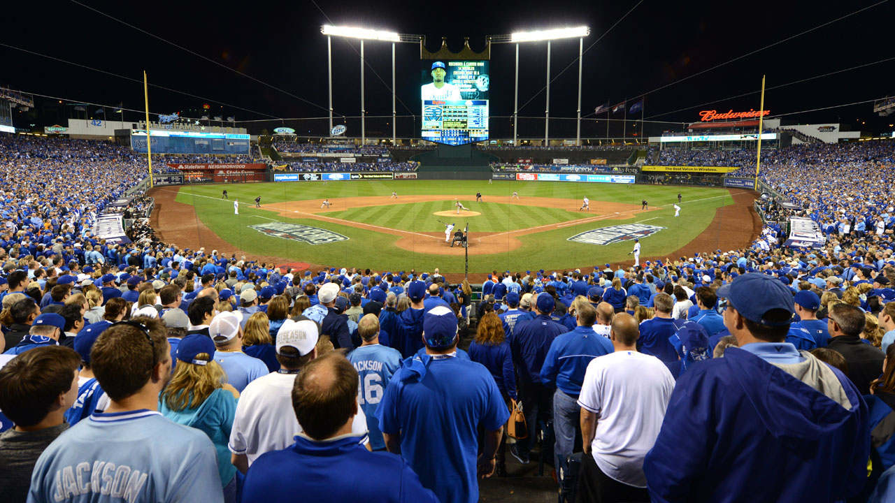 Royals fans get chance to pick 6th-inning song