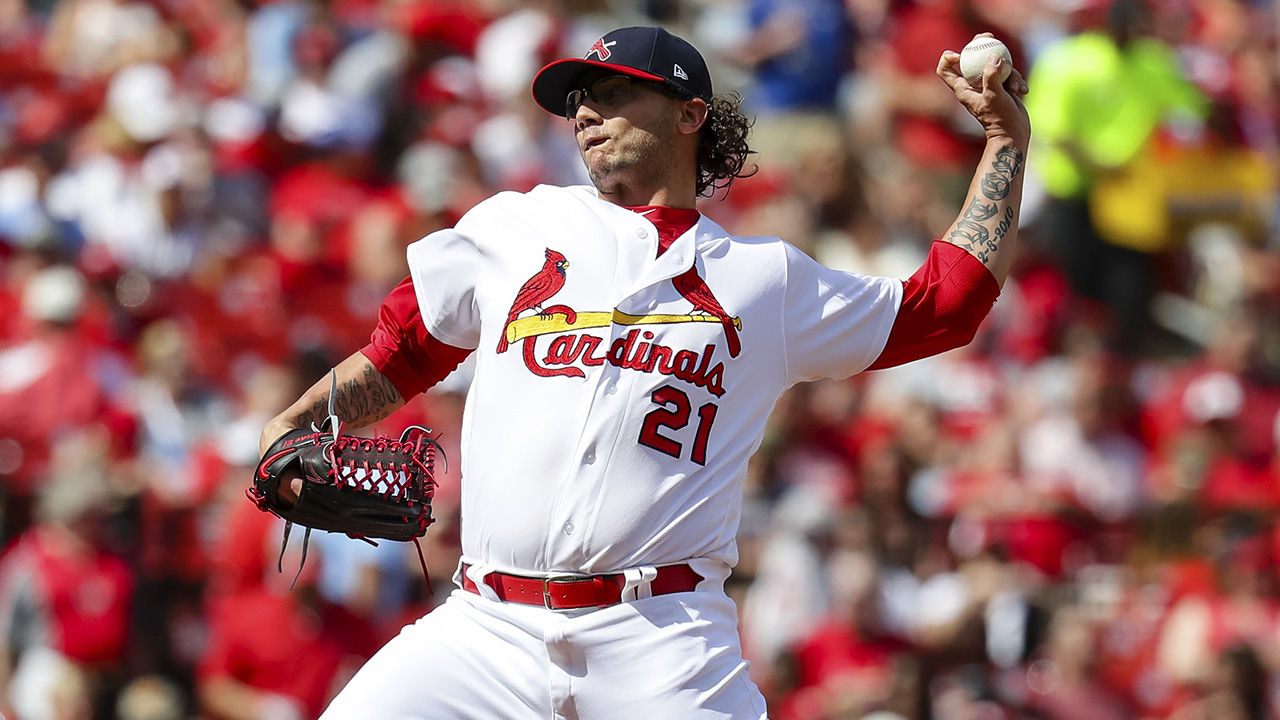 Cards looking for answers in bullpen
