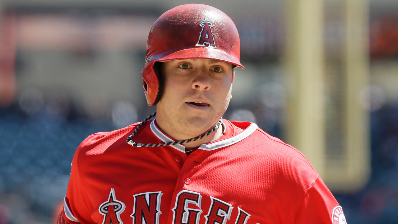 Mike shuck singles Shuck Knocks In 4, Angels Beat Tigers – CBS Los Angeles