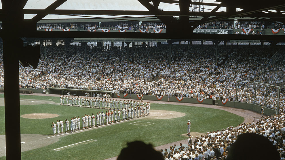 History: 1961 All-Star Game