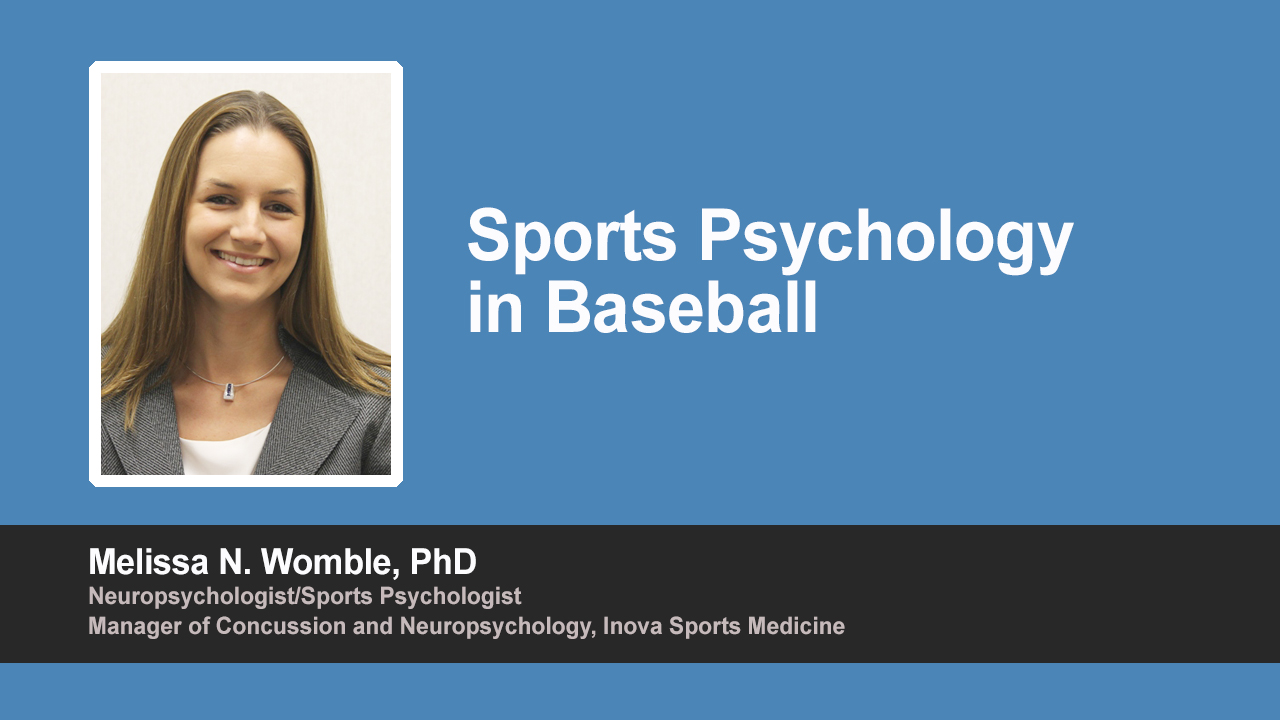 Winning mindset: Sports psych & the athlete