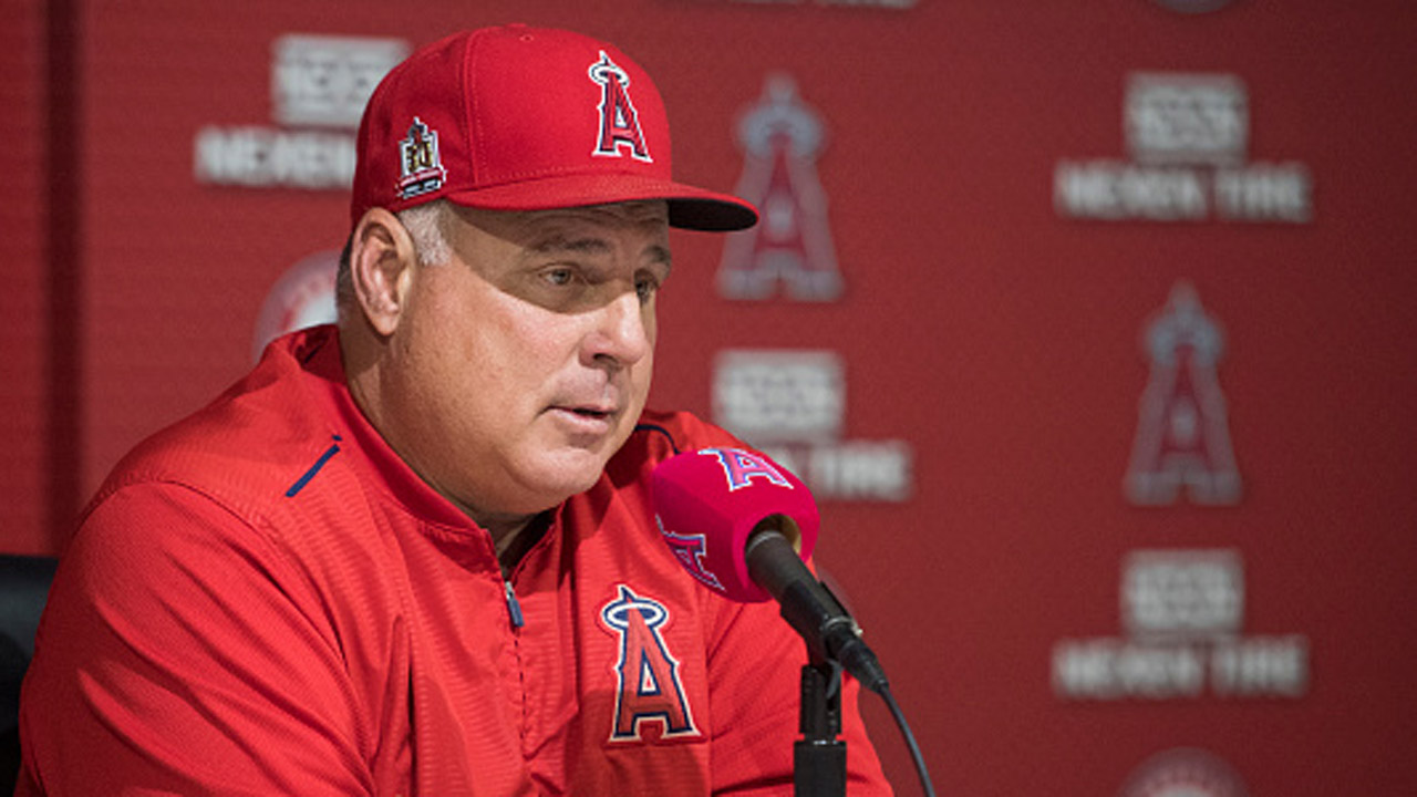 Scioscia: Angels can return to contention in 2017