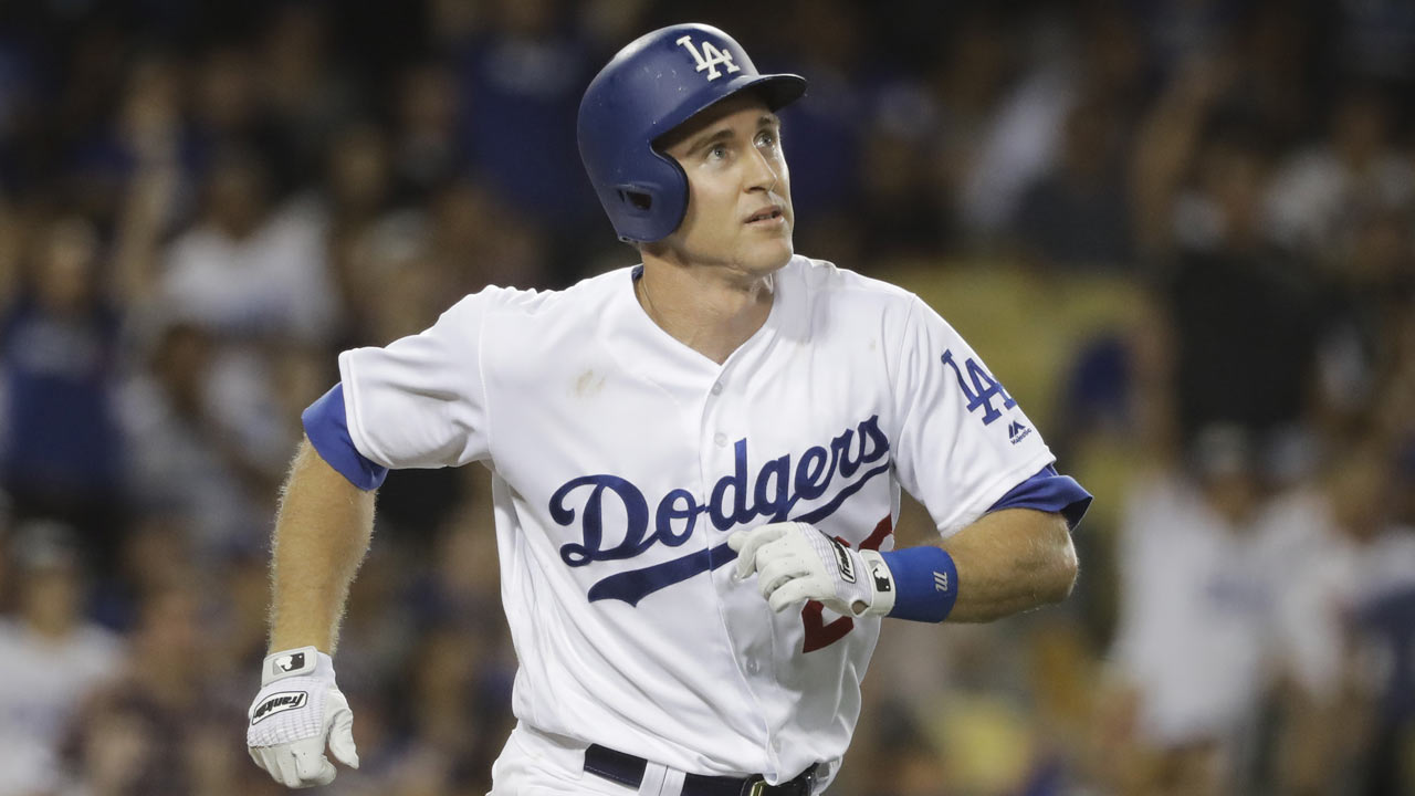 Dodgers' signing of Chase Utley is official | MLB.com
