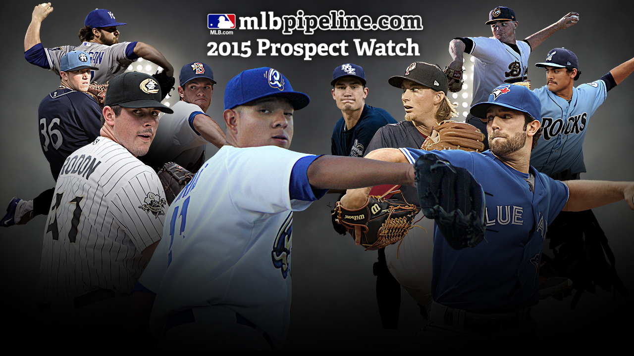 2015 Prospect Watch: Top 10 left-handed pitchers