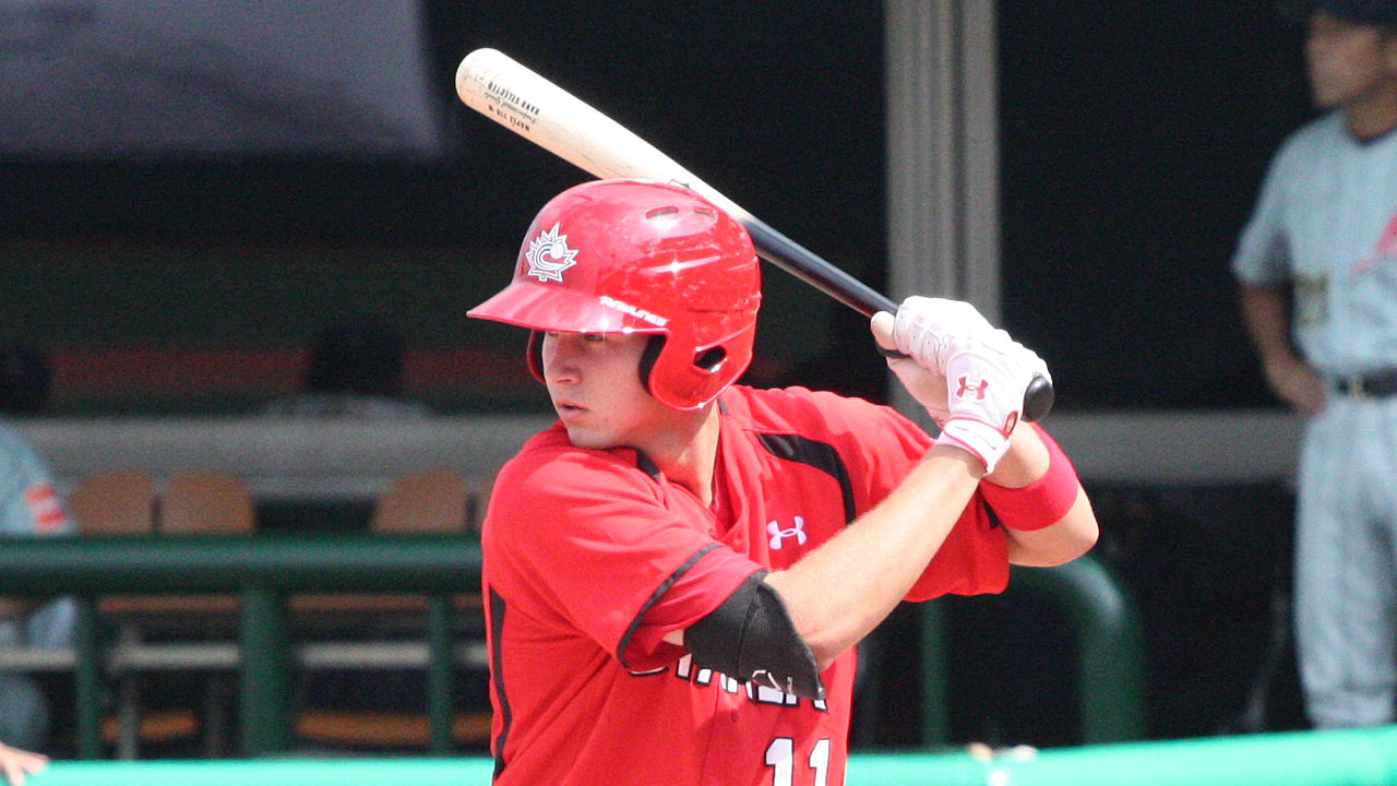 Draft shows depth of Baseball Canada program