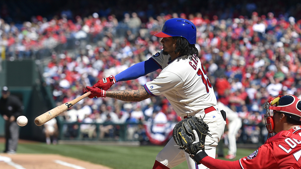 Galvis: Netting behind dugouts 'a good start'