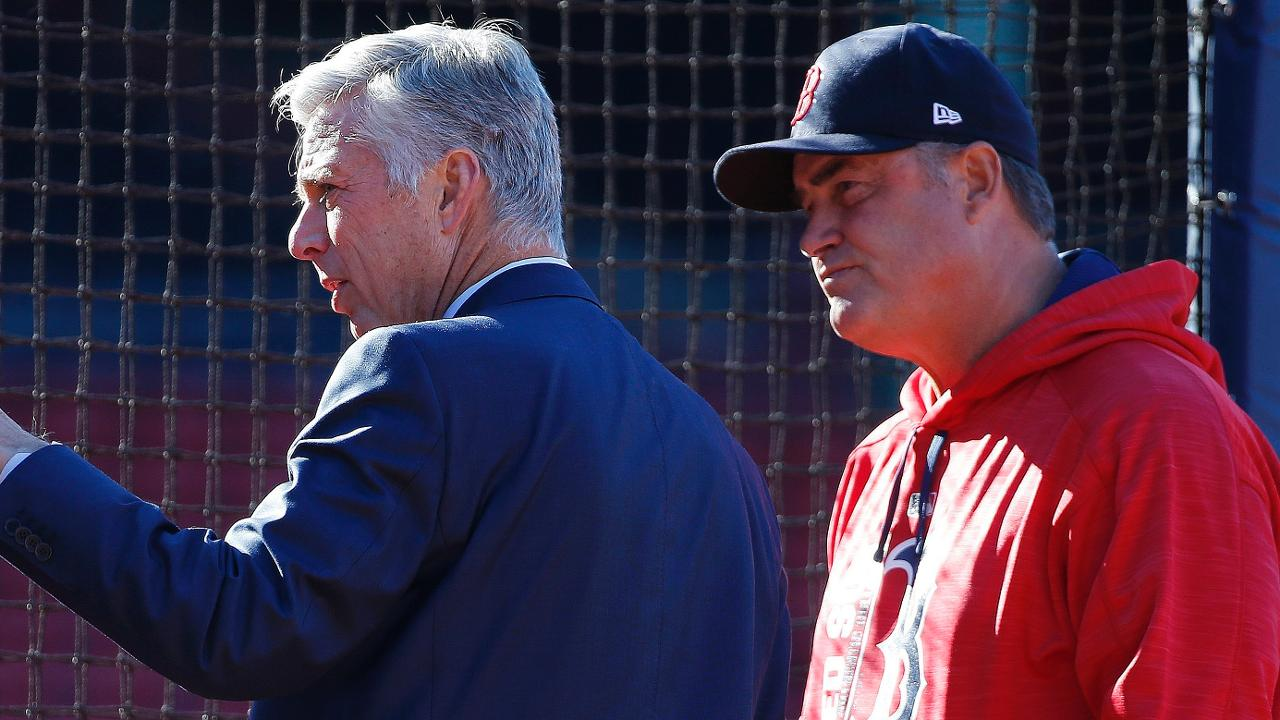 Dombrowski: Slow start not Farrell's fault