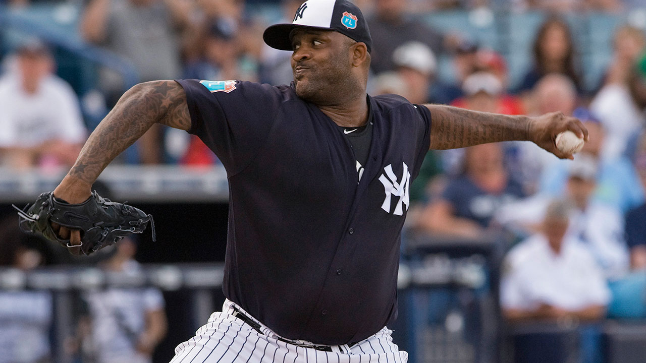 Yankees go with CC over Nova for fifth starter