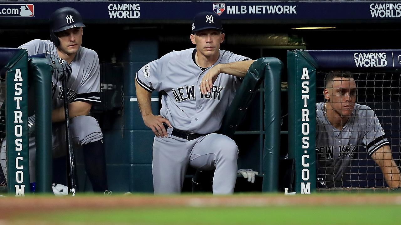 Yankees' memorable 2017 run ends vs. Astros