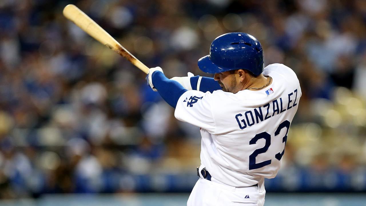 Los Angeles Dodgers beat San Diego Padres as Adrian ...