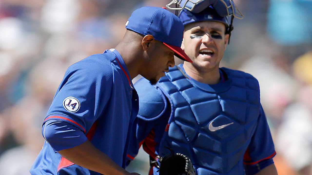 Maddon: Jackson getting lost 'can't happen'