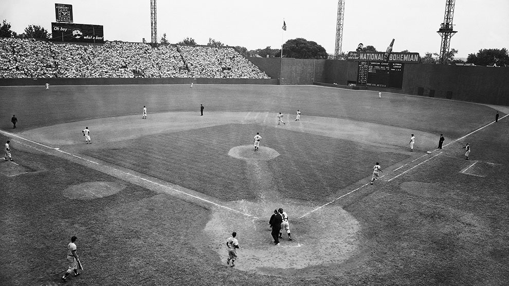 History: 1956 All-Star Game