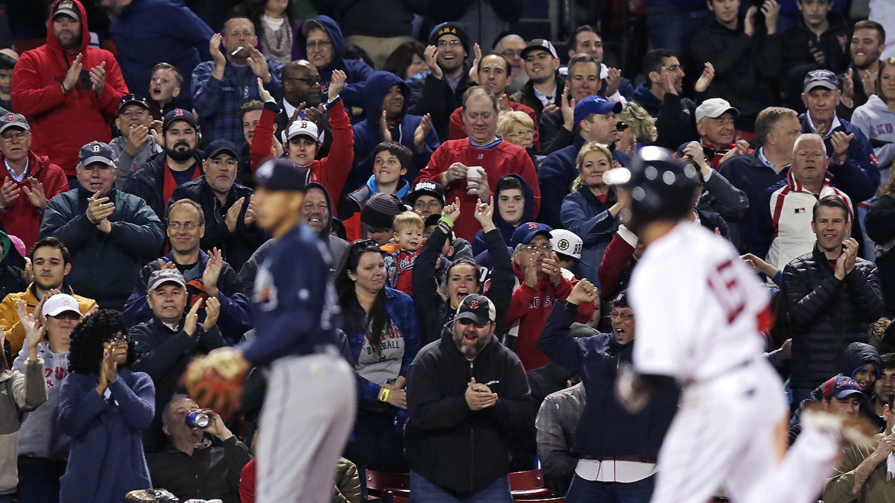 Passion an enduring aspect of Red Sox Nation