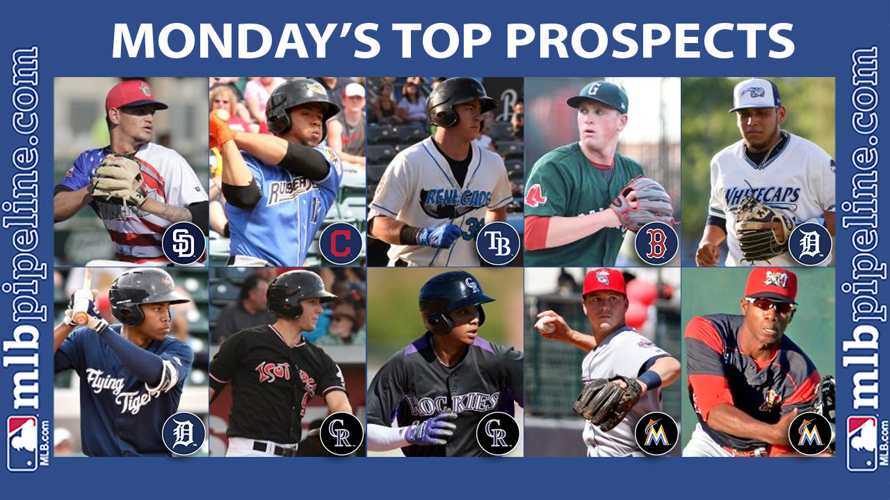 Monday's best: Baez continues scorching start to career