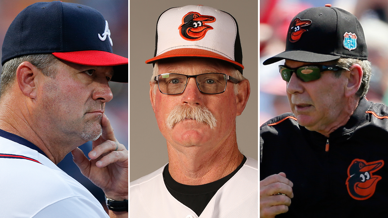 O's, Braves pitching staffs have strong ties
