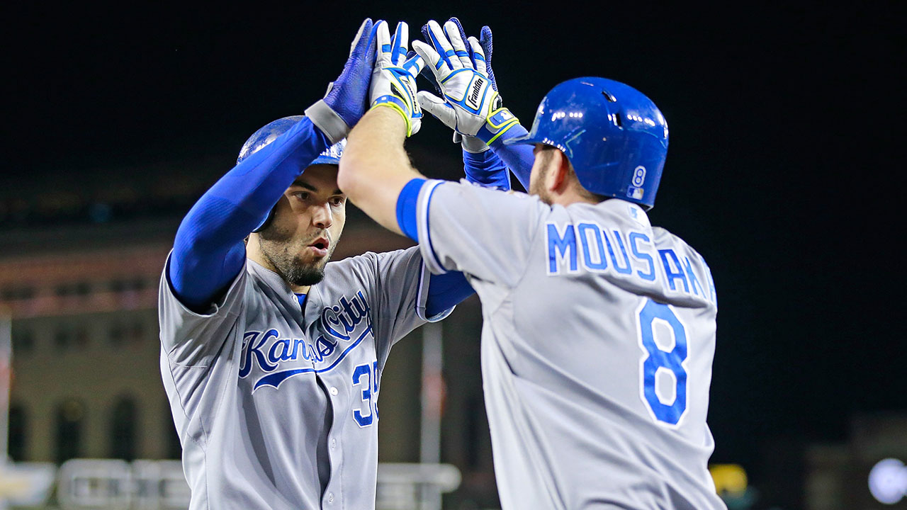 Yost remains confident in determined Royals