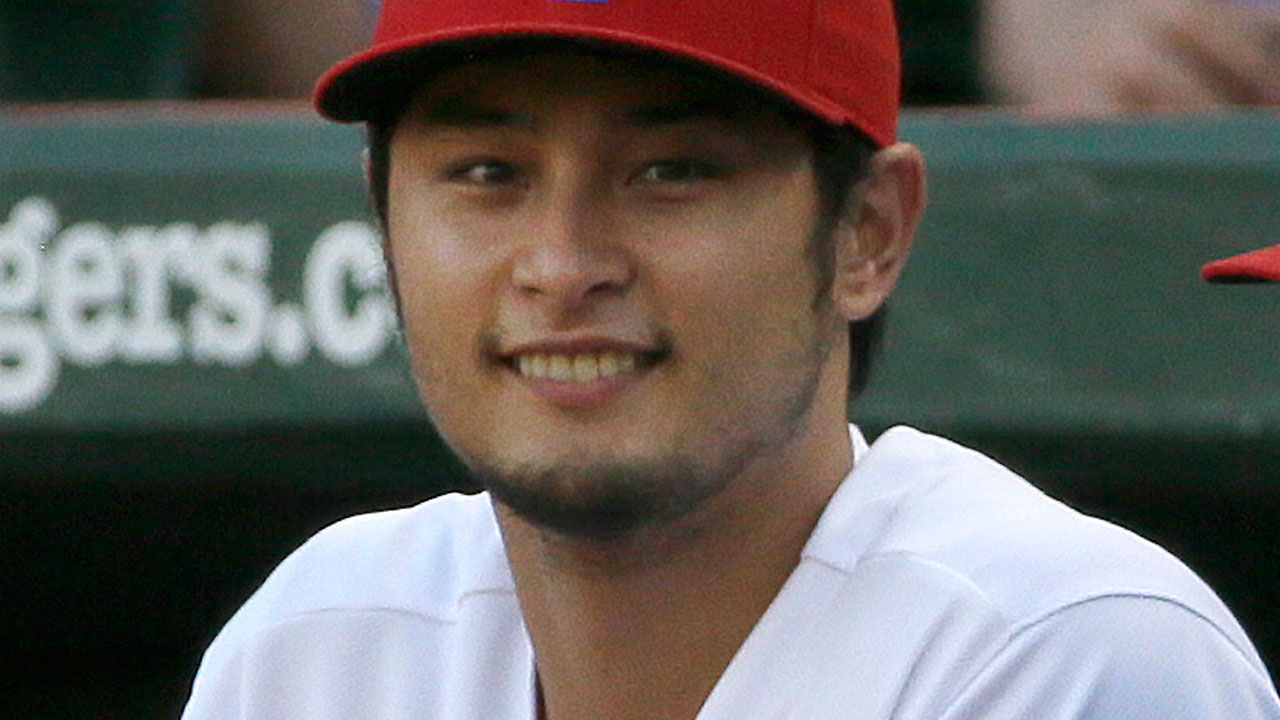 Darvish reports no problems in TJ recovery